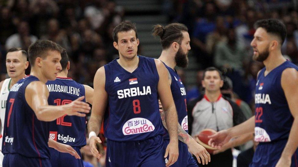 reprezantacija Srbije