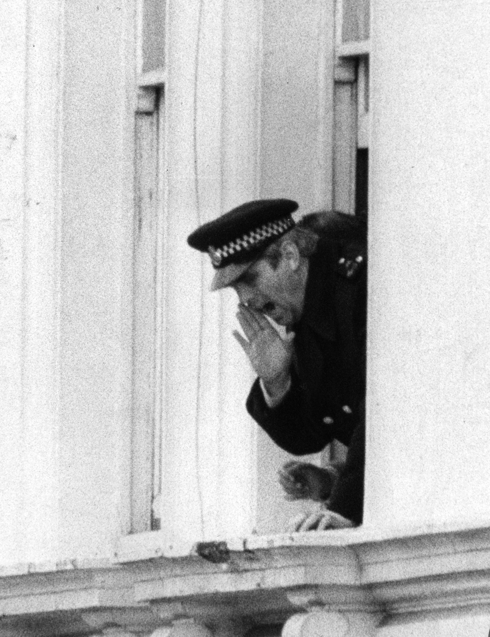 In Pictures Iranian Embassy Siege In London BBC News
