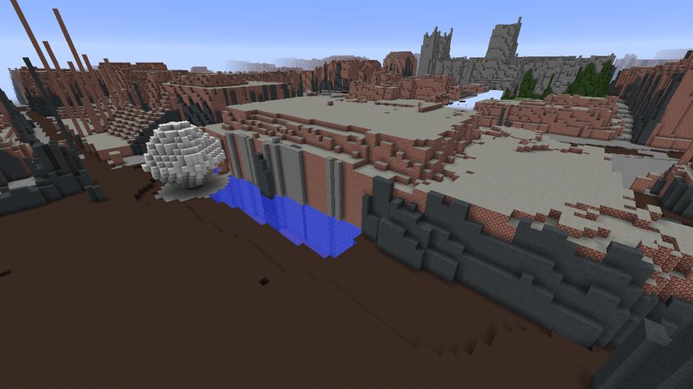 City's science museum creates Minecraft maps of Bristol