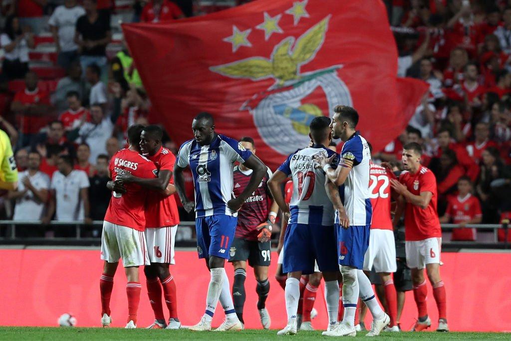 Benfica y Oporto
