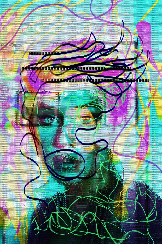 Rainbow Dreams, Cyber Shakti