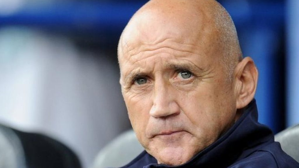Richard Money: Hartlepool appoint ex-Walsall and Cambridge boss as manager