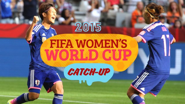 Women's World Cup Catch-Up: Japan book their place in the quarters