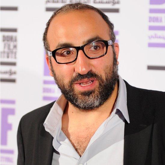 المخرج اللبناني أحمد غصين