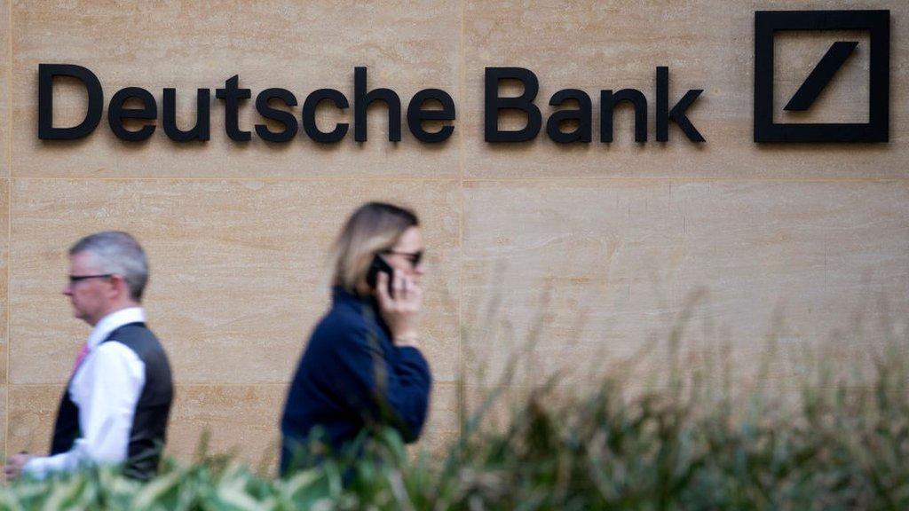 Deutsche Bank to cut more than 7,000 jobs