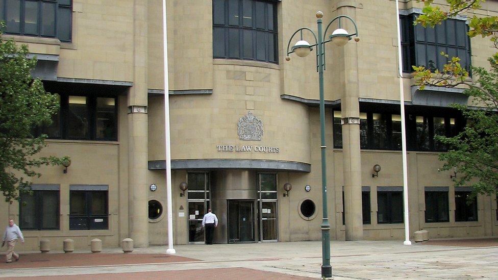 Bradford man admits attempting to kill infant son