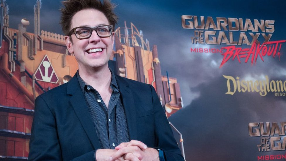 James Gunn: Disney rehires sacked Guardians of the Galaxy director