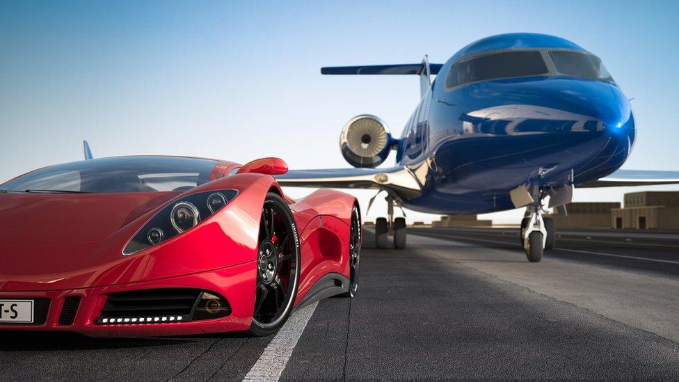 Hay cerca de 15,2 millones de ricos en el mundo.
