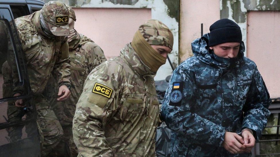 Ukrajinski vojnici