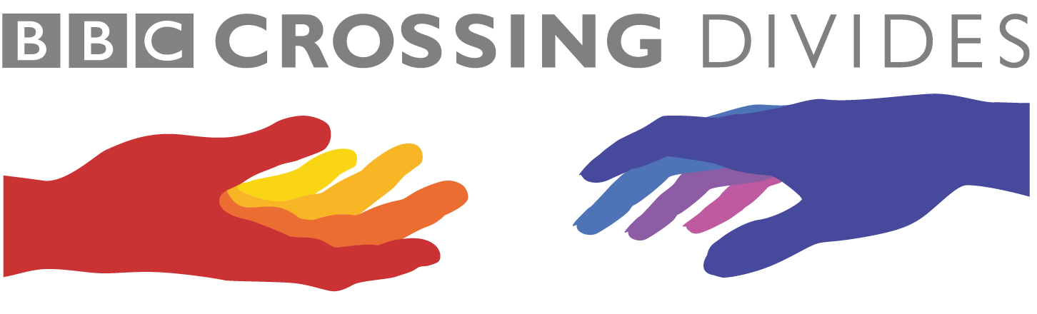 Crossing Divides season logo