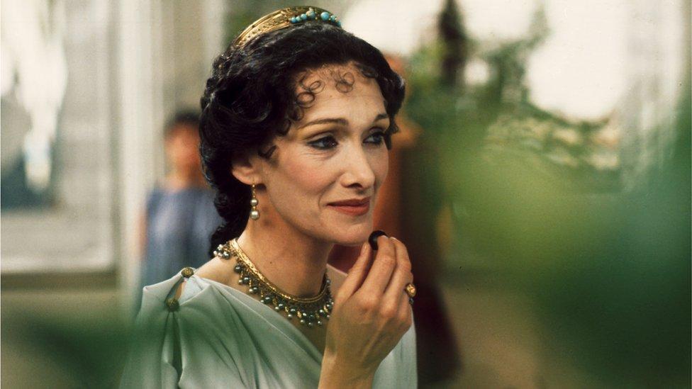 Livia in I, Claudius