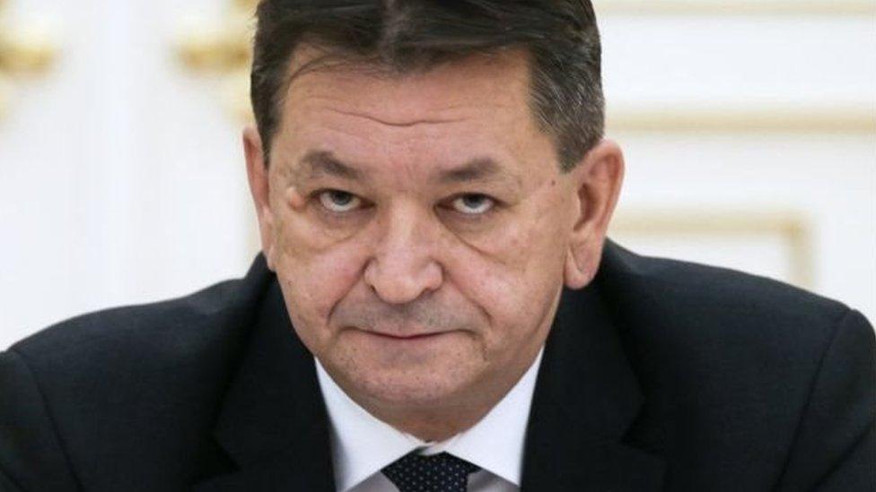 الروسي ألكسندر بروكوبتشوك اعتبره كثيرون الأوفر حظا للفوز بالمنصب