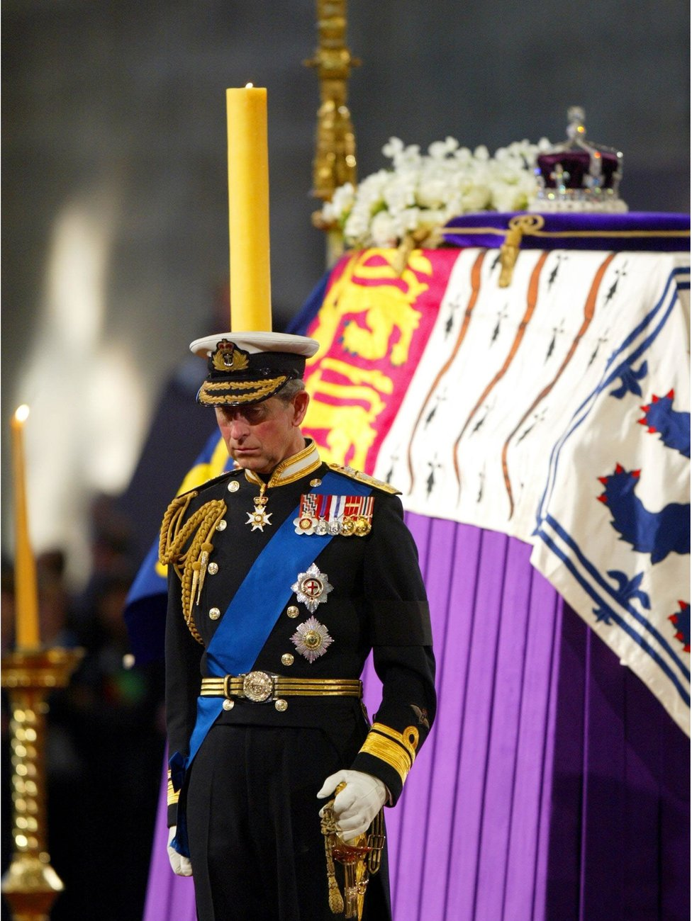 Sahrana kraljice-majke Elizabete, London