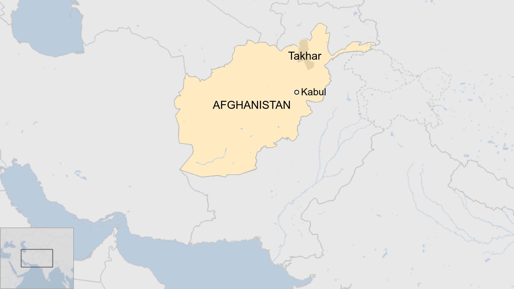 Takhar province