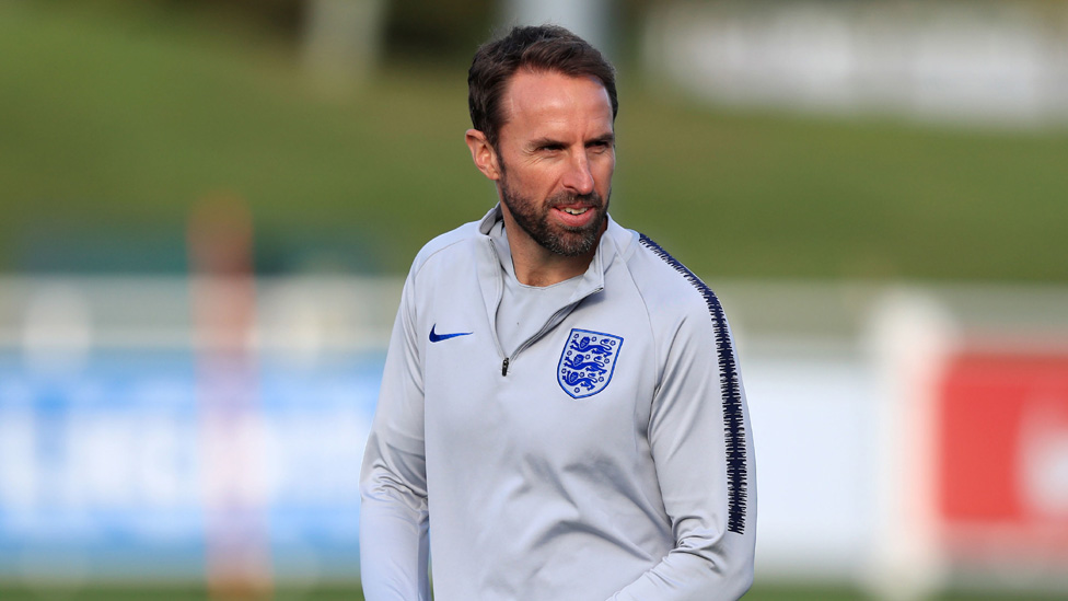 England boss Gareth Southgate is Honorary Yorkshireman