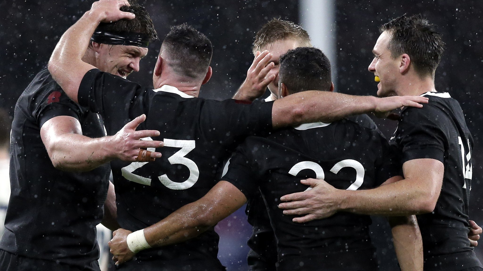 'All Blacks will be switched on after scare in England' - Bowe