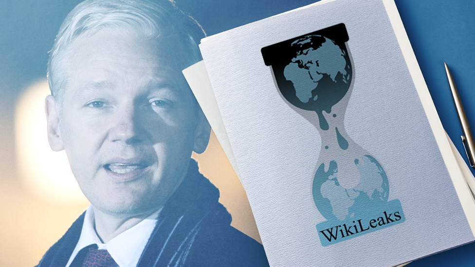 Wikileaks: Document dumps that shook the world