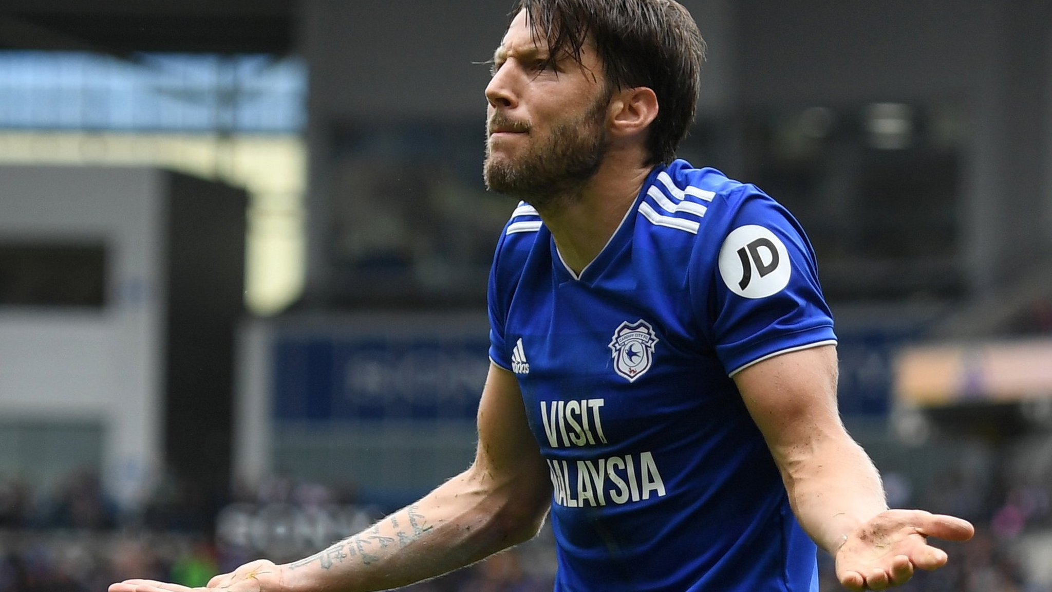'There have been some ridiculous comments' - Cardiff's Arter criticises pundits