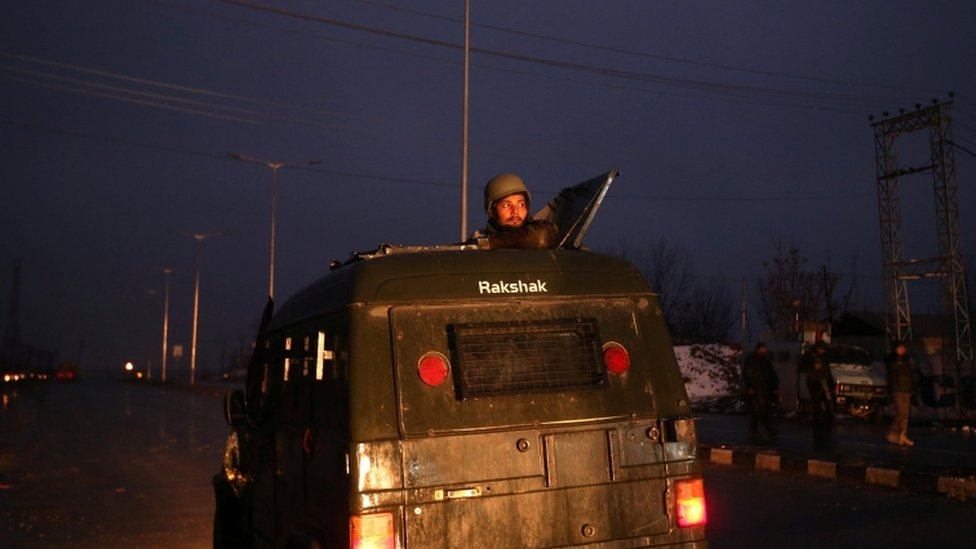 The 14 February attack was the deadliest against Indian security forces in decades