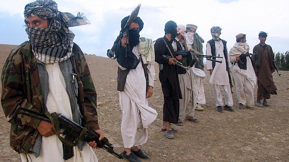 Taliban militia