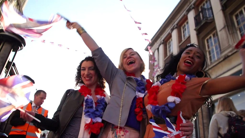 Royal wedding 2018: How Windsor celebrated