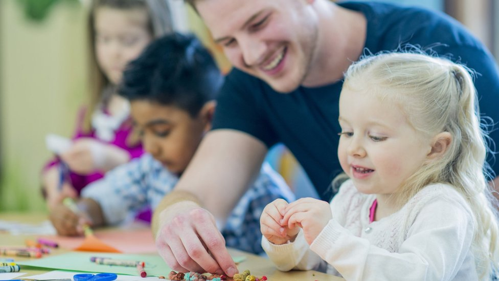Early years teacher gaps 'risk children's futures'