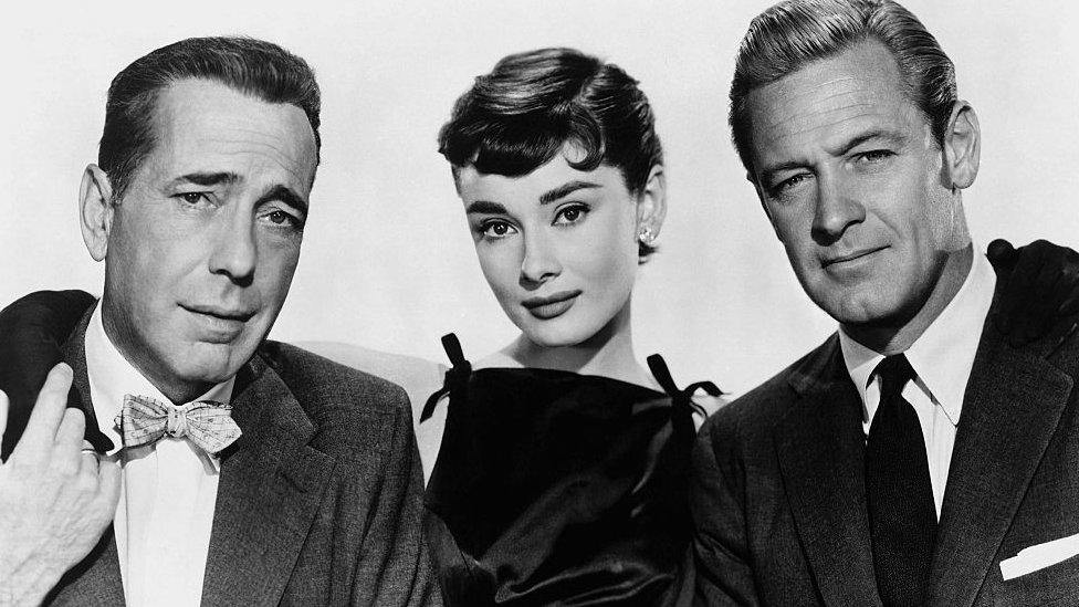 Humphrey Bogart ve William Holden
