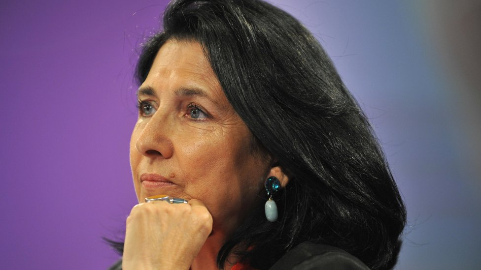 Перша жінка-президент Грузії: хто така Саломе Зурабішвілі