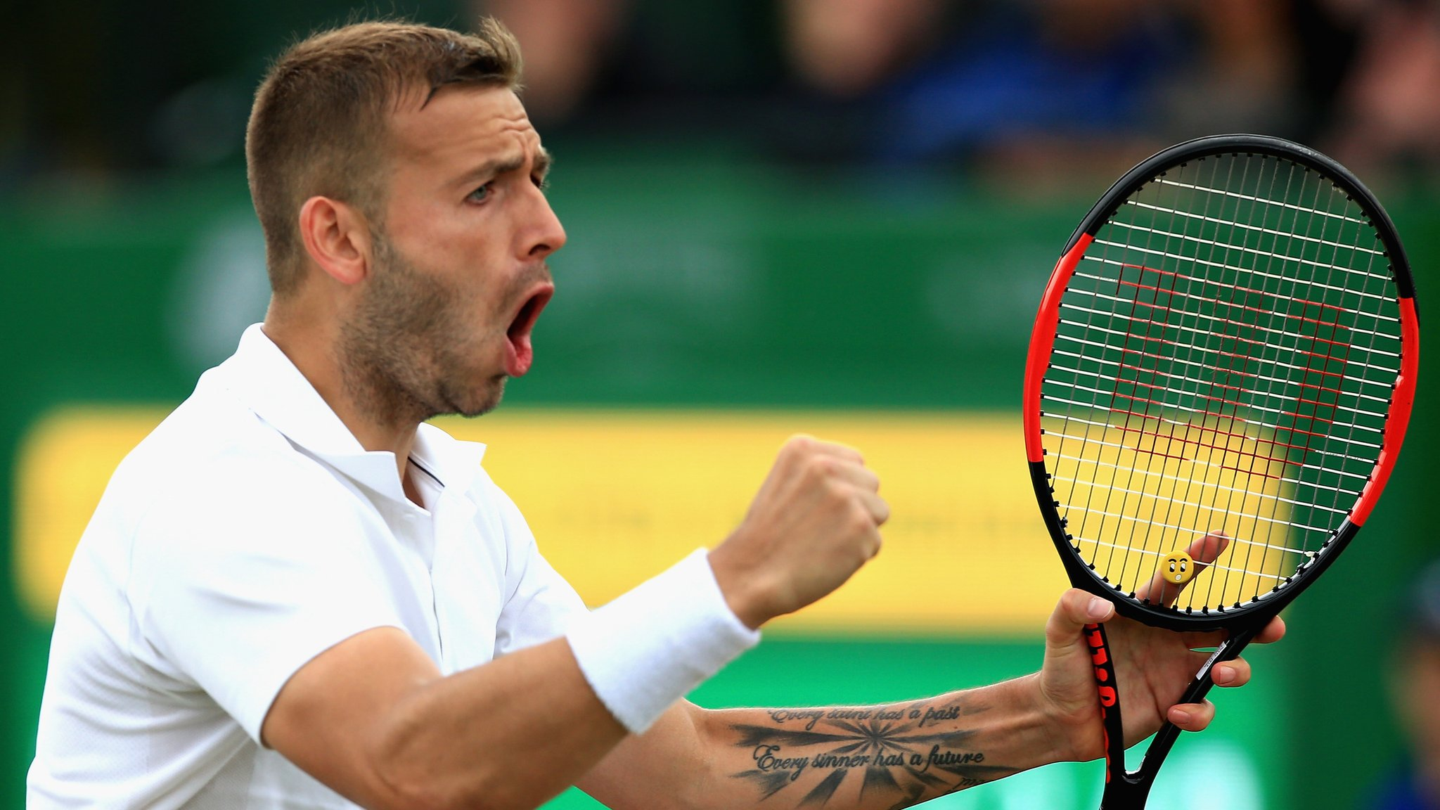 Evans beats Granollers to reach Nottingham final