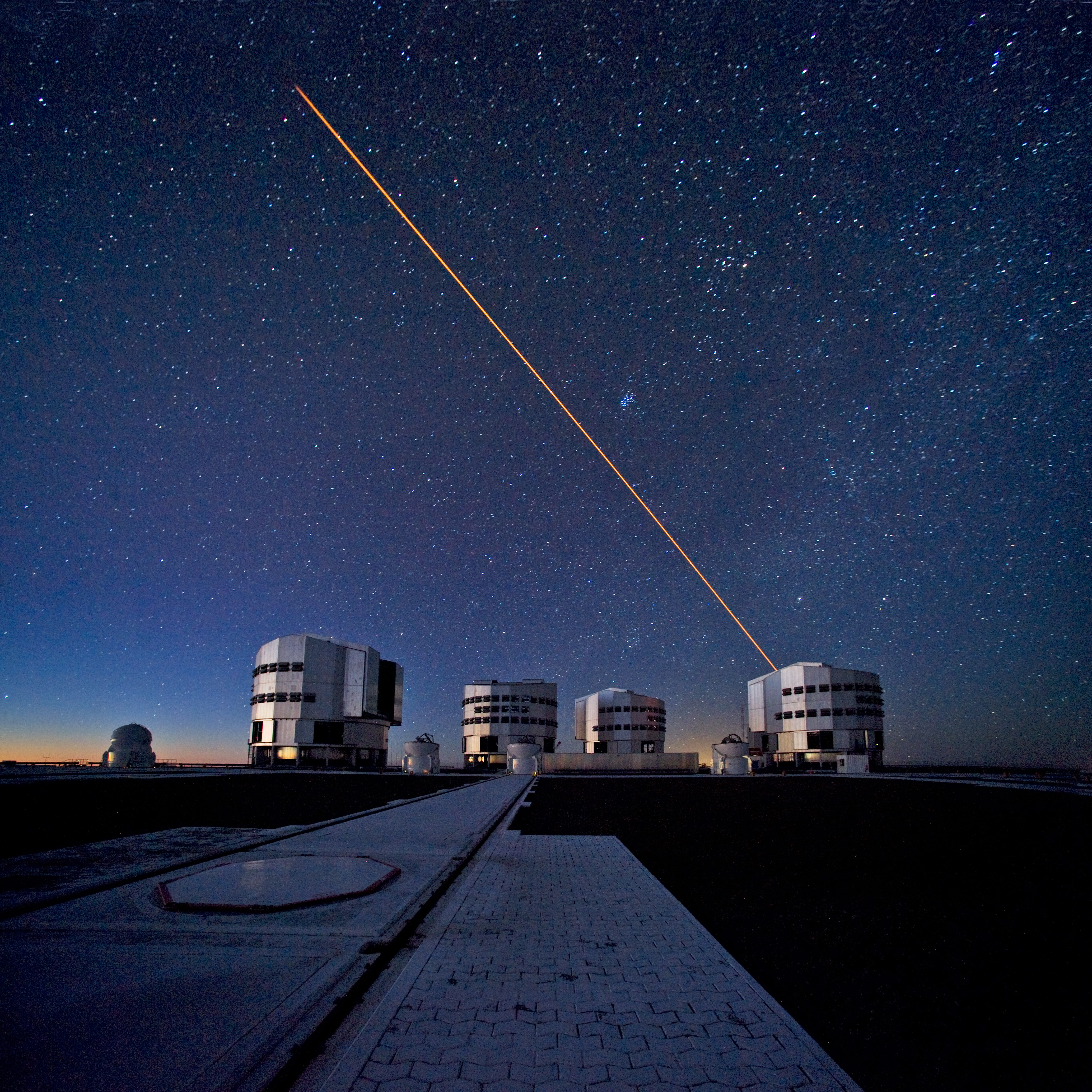 Observatorio Paranal, Chile
