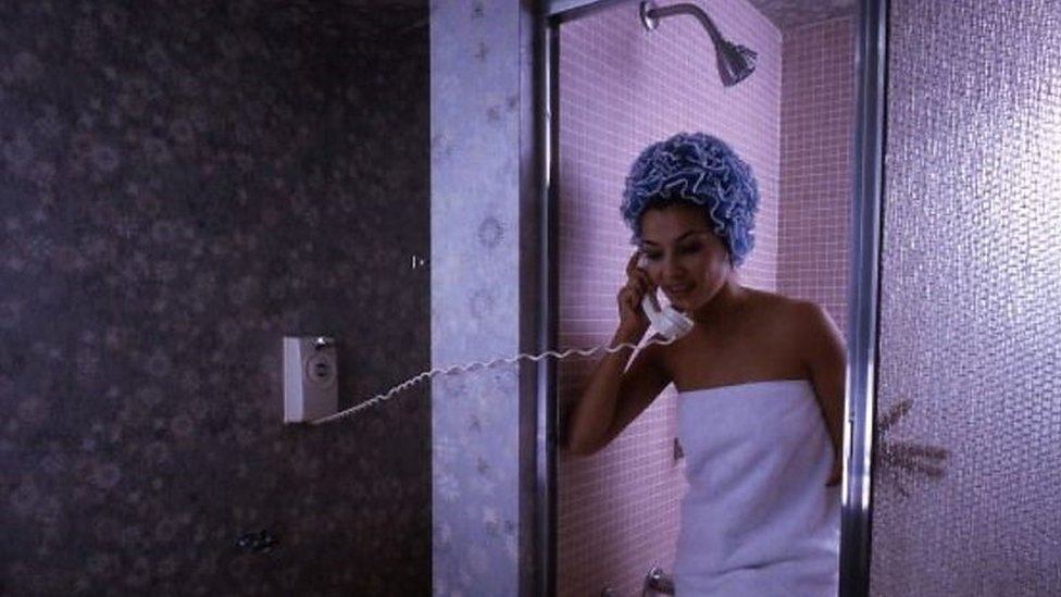 """""""Hello? Could you tell me how often I should use this shower?"""""""