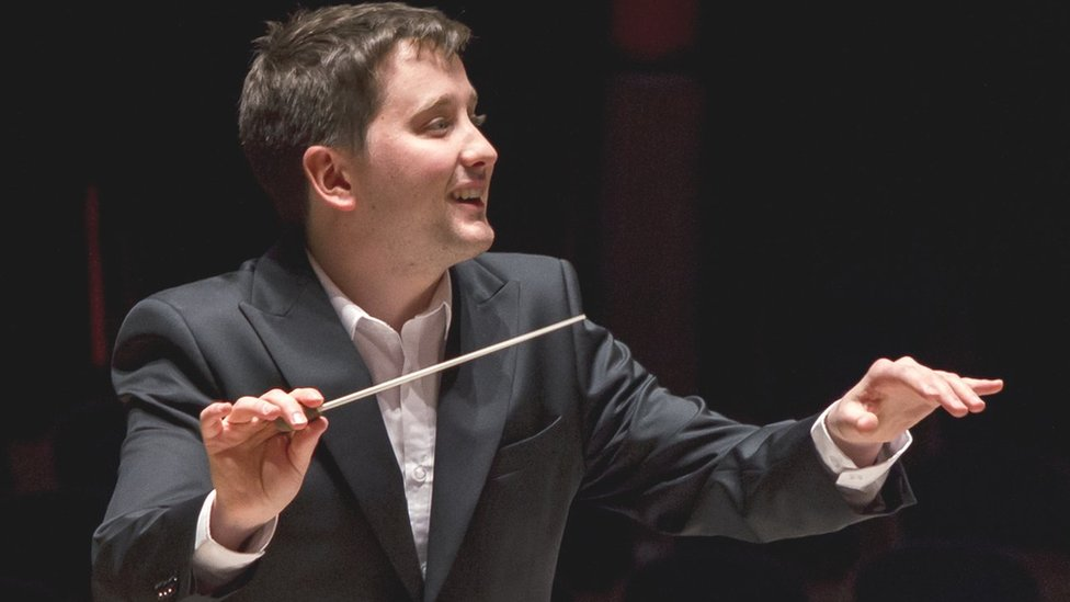 Conductor looks to 'golden opportunity'