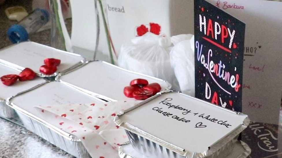 Hebburn Helps share the love on Valentine's Day
