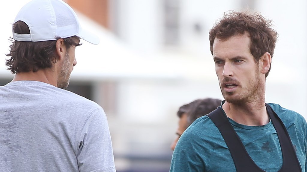 Murray & Lopez to face Queen's top seeds