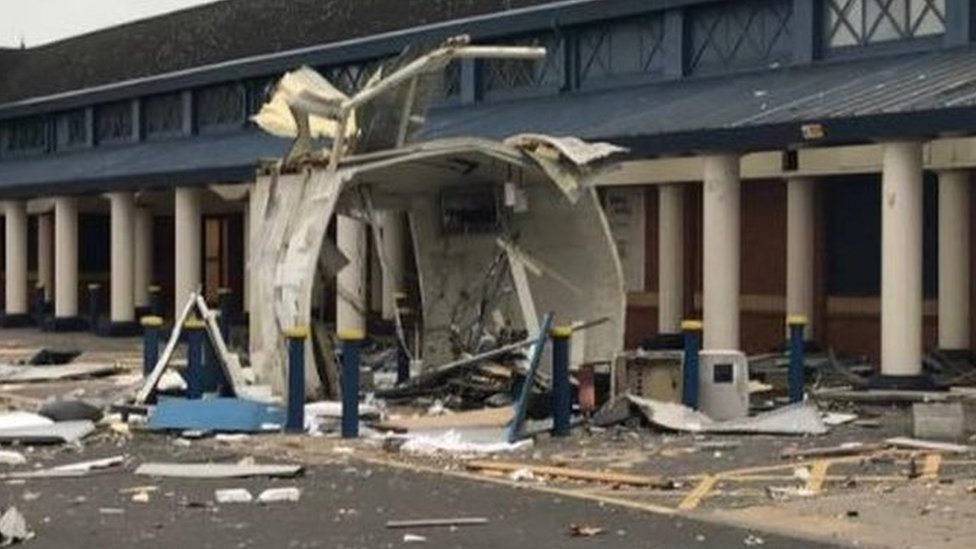 Surge in gas and ram-raid ATM attacks