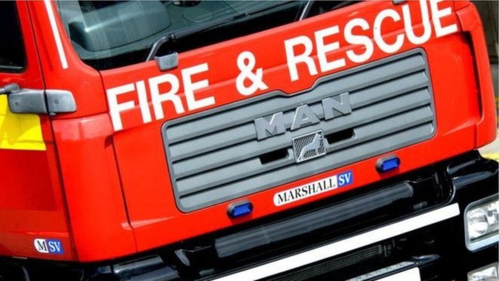 Pensioner dies in County Tyrone house fire