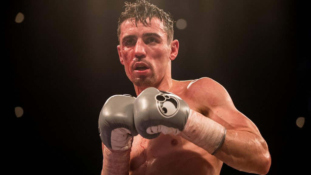 Anthony Crolla: Terms agreed for Vasyl Lomachenko fight