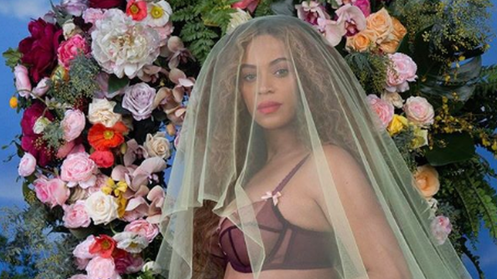 Beyoncé es una de las artistas más populares en Instagram