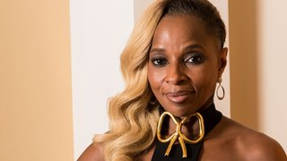 Mary J Blige makes Oscars history