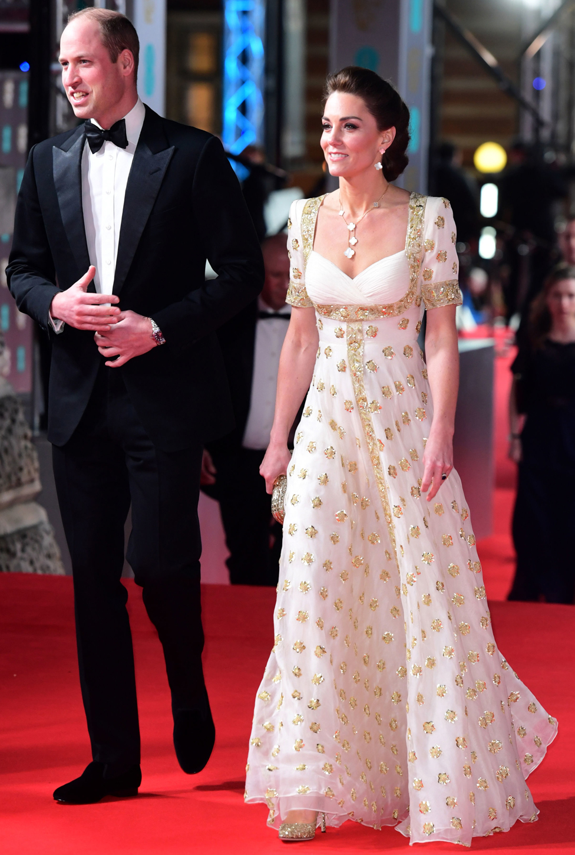 The Duke and Duchess of Cambrdige