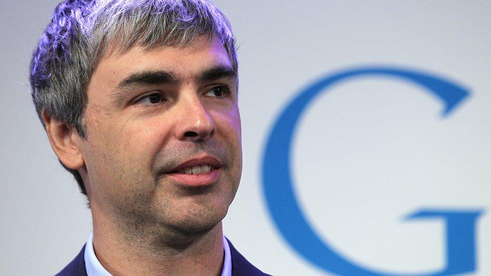 La fortuna personal de Larry Page supera los US$54.000.