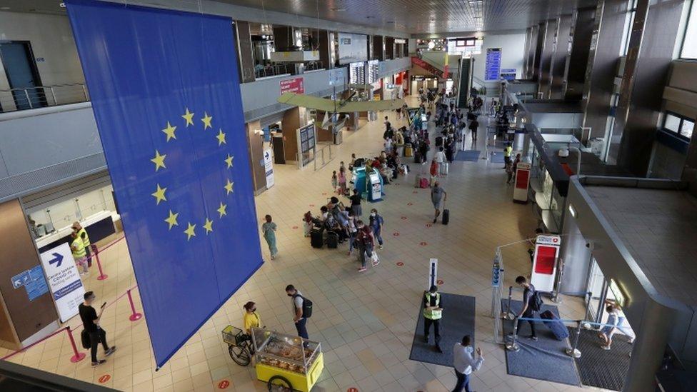 羅馬尼亞機場