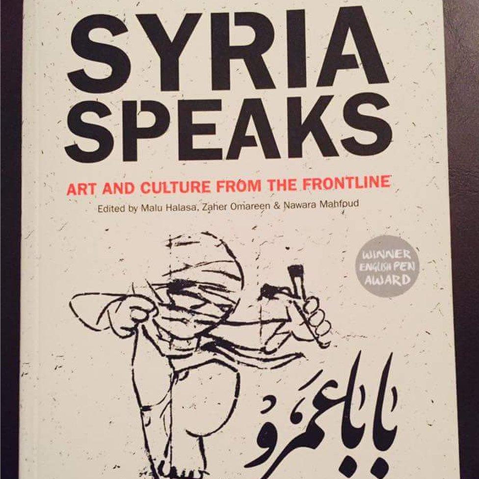 Syria Speaks book