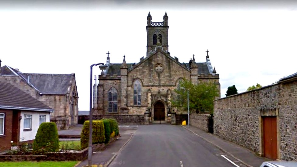 Investigation after woman found unconscious in Beith
