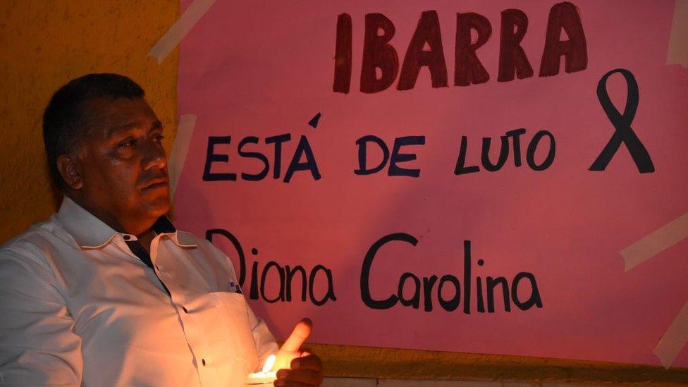 El suceso en Ibarra causó conmoción en Ecuador y también más allá de sus fronteras.