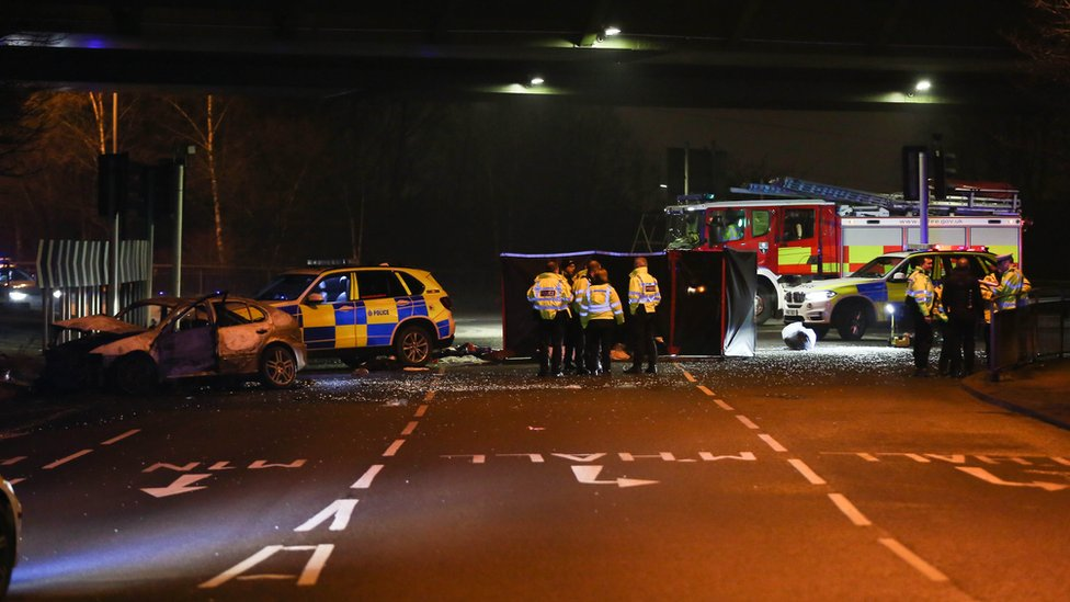 Tinsley Viaduct death crash driver twice alcohol limit