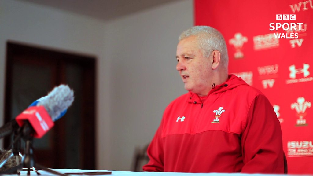 Warren Gatland: Naming next Wales coach cannot overshadow the Rugby World Cup