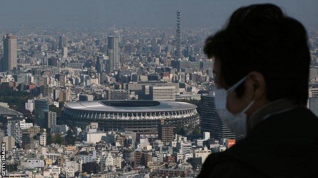 ملعب طوكيو الأولمبي