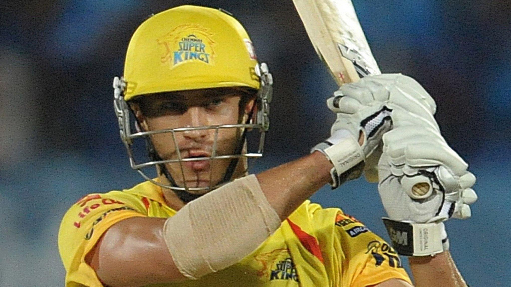 Indian Premier League: Chennai Super Kings beat Sunrisers Hyderabad to reach IPL final