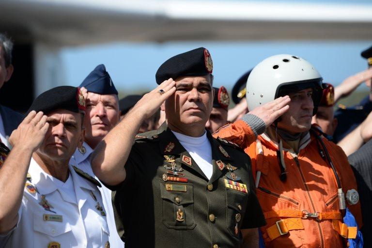 Padrino López. NO USAR / BBC.